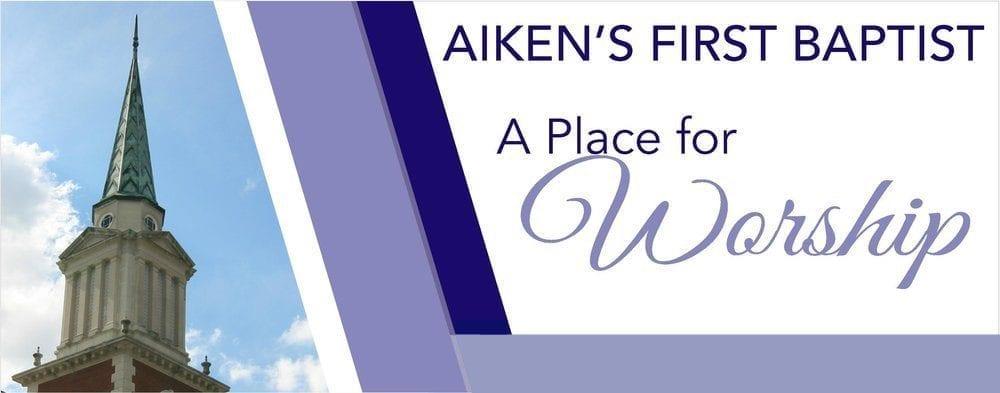 First Baptist Church of Aiken, SC logo