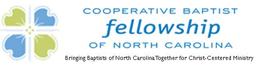 Cooperative Baptist Fellowship of North Carolina logo