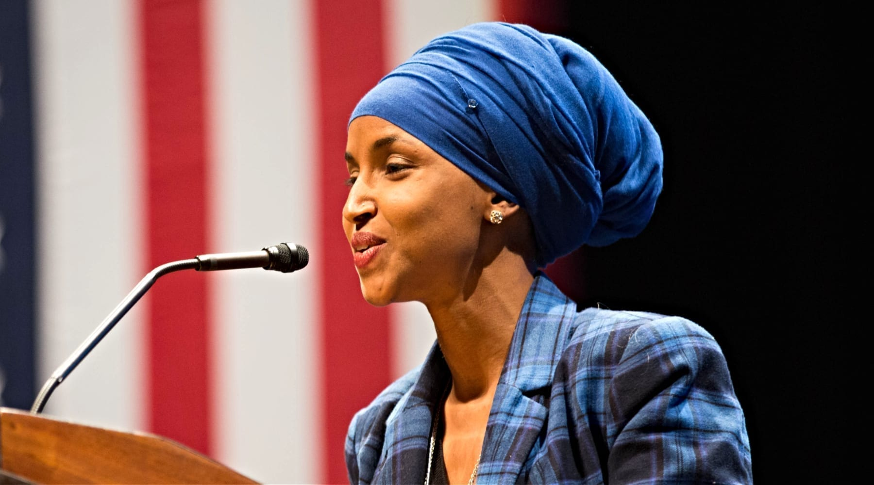 Is It Anti-Semitic to Criticize the Nation of Israel?Ilhan Omar Primary 2020