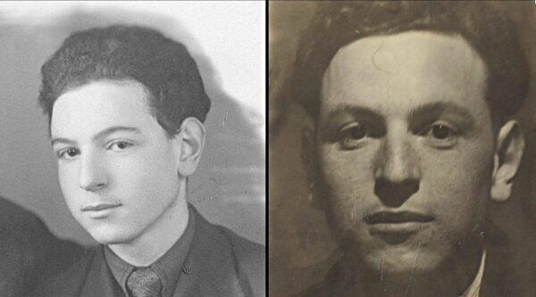 Two photos of Yevgeniy Yudin