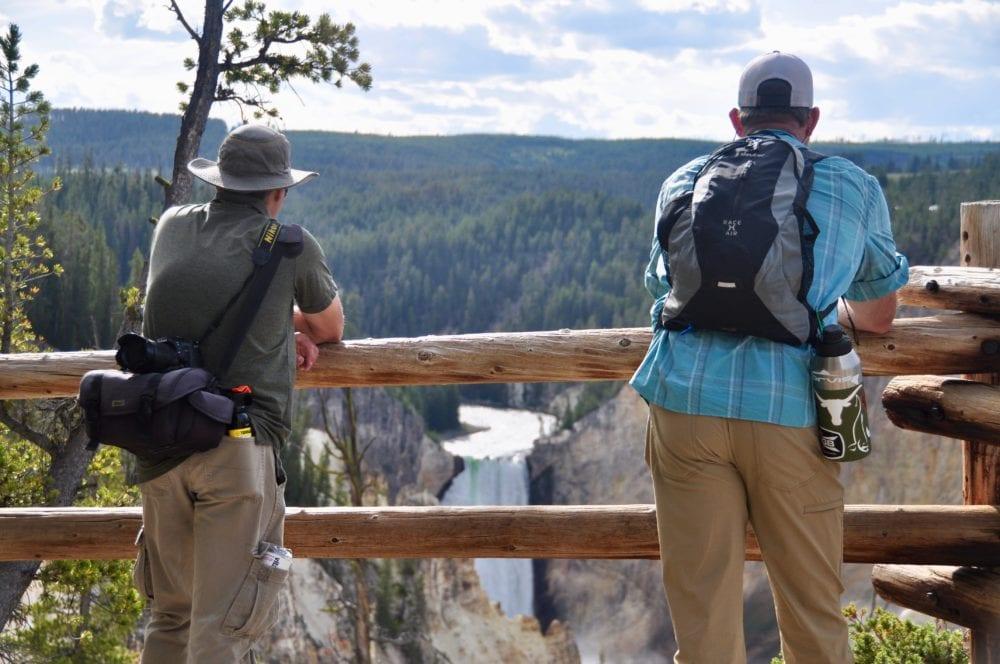 A Nurturing Faith experiential trip to Yellowstone.