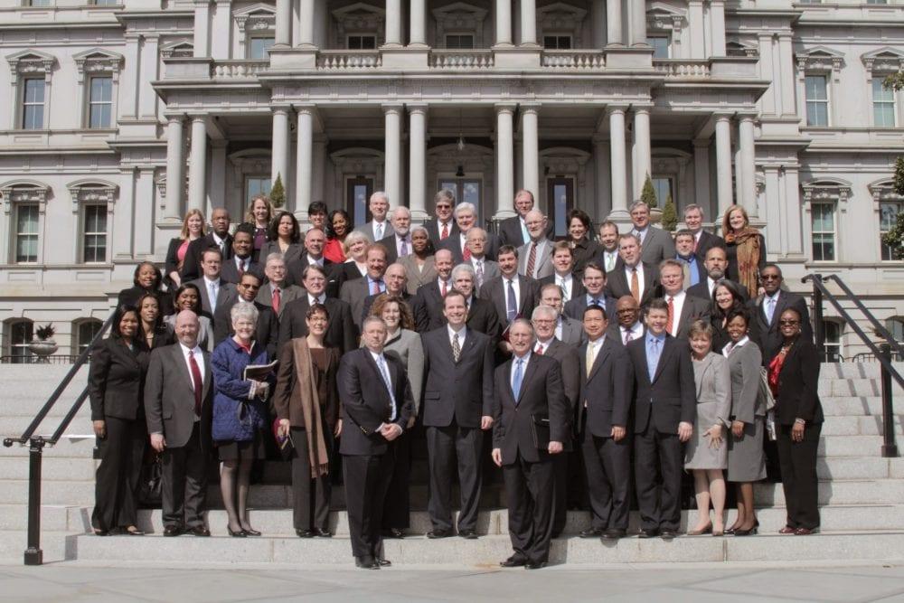 Baptist leaders gather in Washington DC.