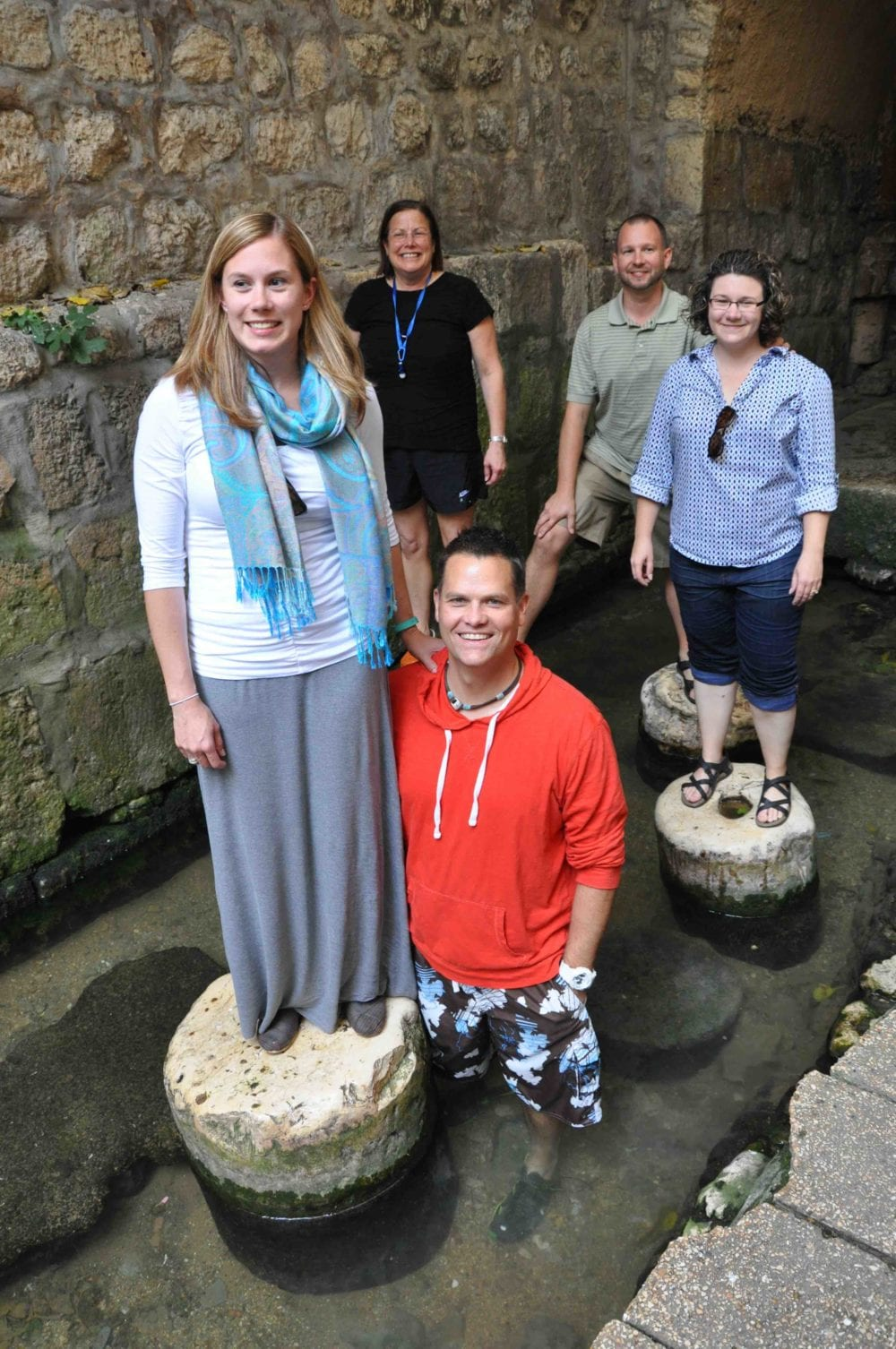 Nurturing Faith guided experiential trip to Israel / West Bank.