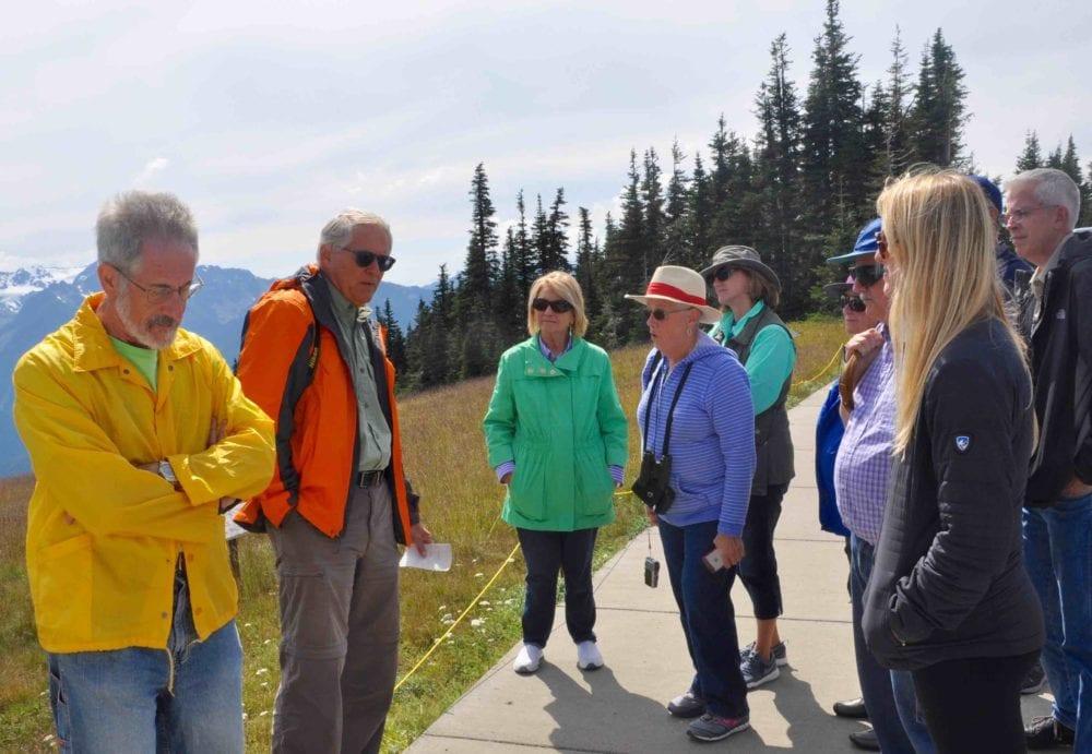 Nurturing Faith experiential trip in Washington and Oregon.