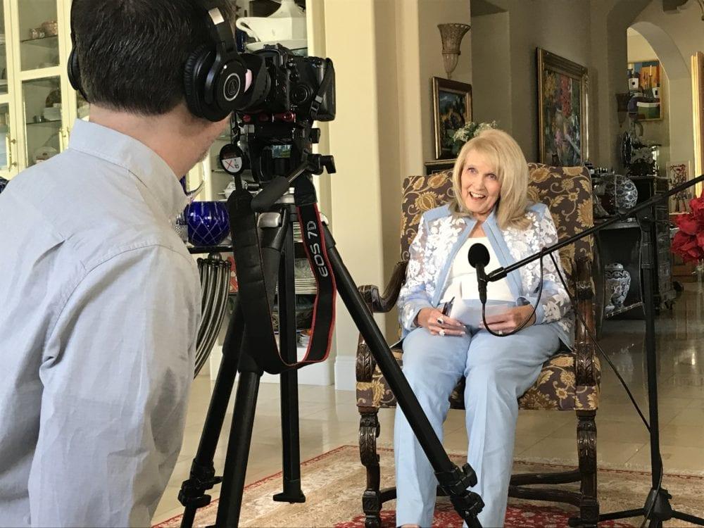 Cliff Vaughn interviews Babs Baugh.