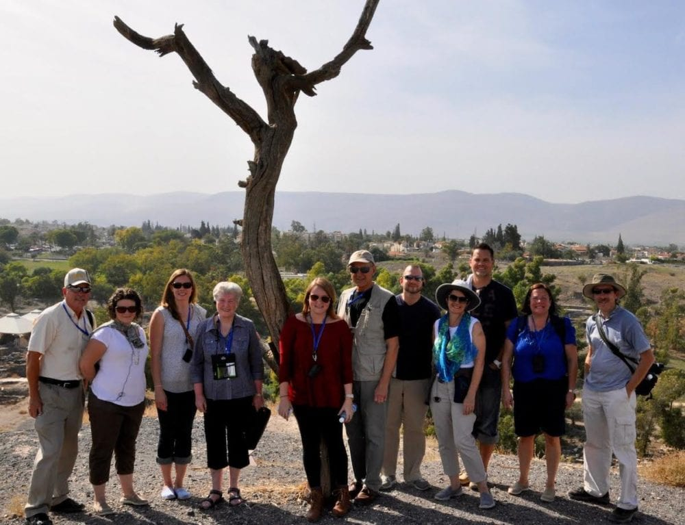 A Nurturing Faith experiential trip to Israel and the West Bank.