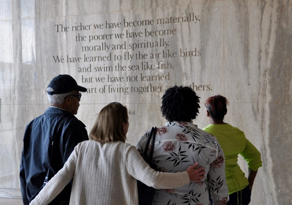 A Nurturing Faith Experience focused on civil rights and racial justice.