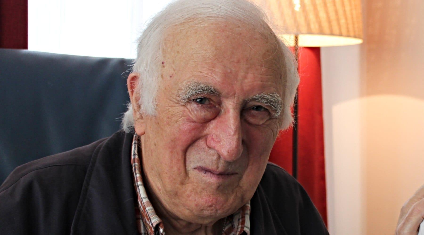 Jean Vanier, founder of L'Arche