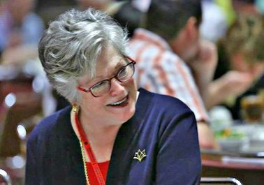 Molly Marshall is a Baptist trailblazer in interfaith and intercultural engagement at a time when the cultural and religious tectonic plates are shifting. (Photo: EthicsDaily.com)