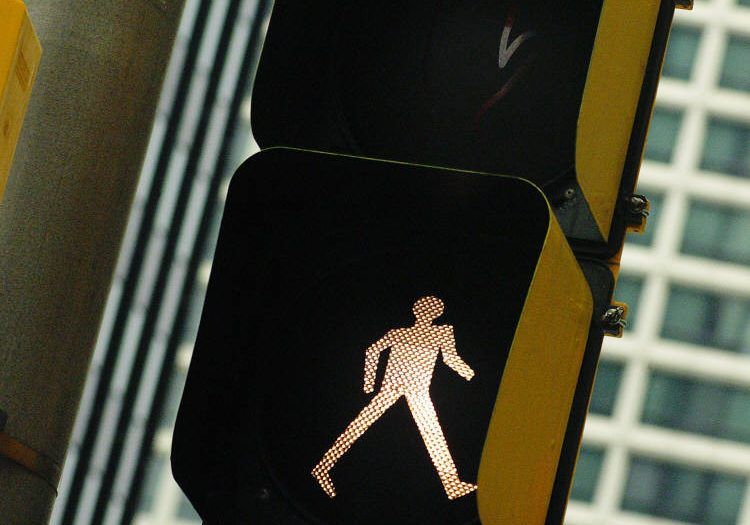 cross walk signal